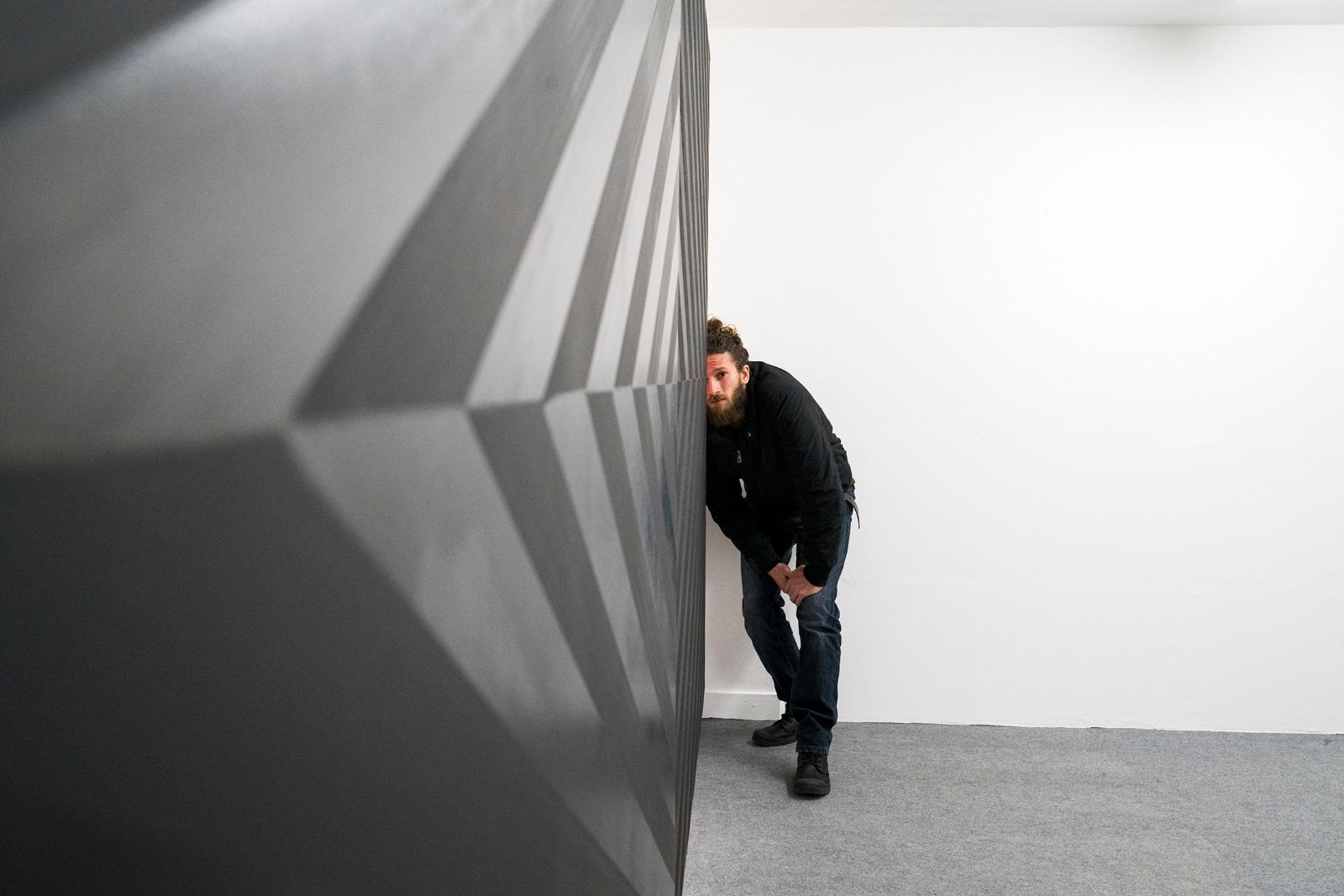 Gabriele Massaro Ritratto