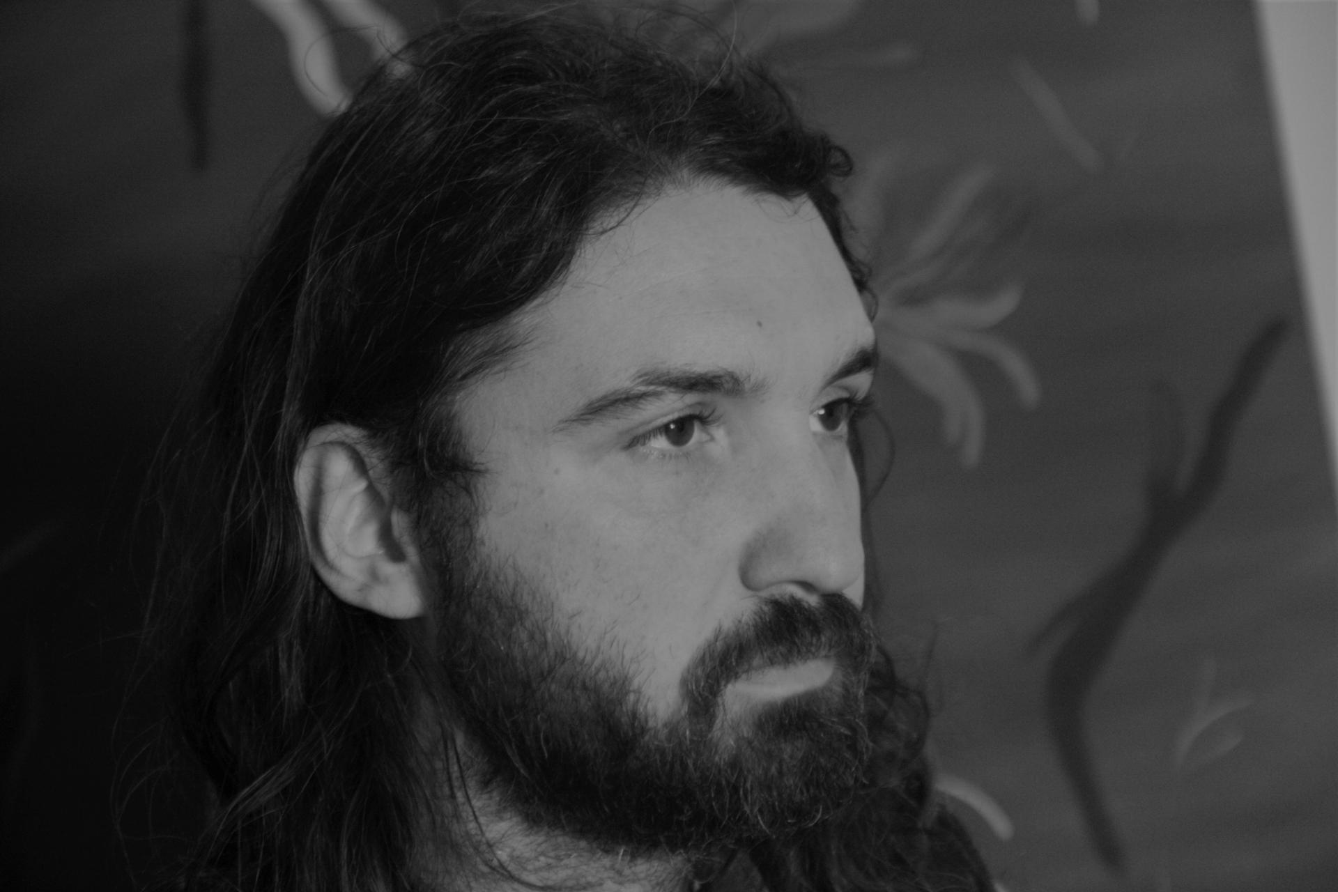 Elias Vitrano Ritratto