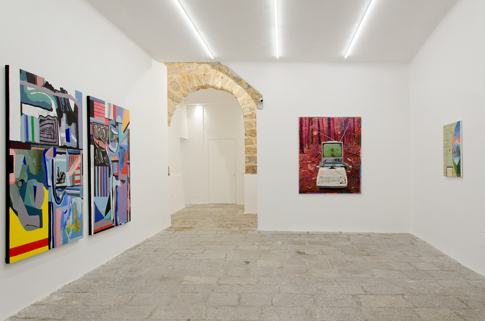 All you can see - Exhibition - Rizzutogallery